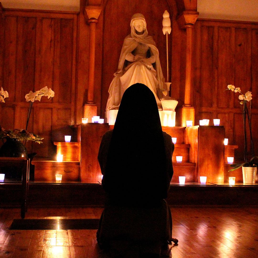 dépose prière