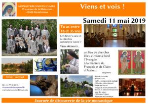 Journée Vie monastique